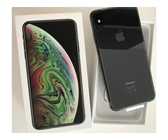 Apple iPhone XS 64GB  400 EUR  ,iPhone XS Max 64GB  430 EUR ,iPhone X 64GB = 300 EUR,iPhone XR 64G