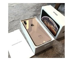 Venta Apple iPhone XS - 64GB - $550 iPhone XS Max 64GB  $650 iPhone X 64GB . $450