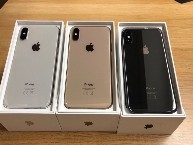 Apple iPhone XS 64GB cost  only $450USD  , iPhone XS Max 64GB  cost only $480USD