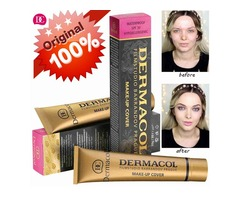BASE DERMACOL MAKE UP COVER ORIGINAL