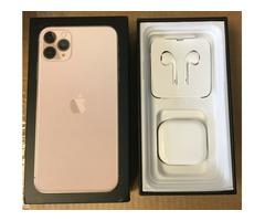 Venta iPhone 11 64GB..$470 iPhone 11 Pro  64GB..$550 iPhone 11 Pro Max 64GB..$670